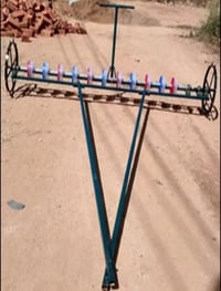 Onion seed drill