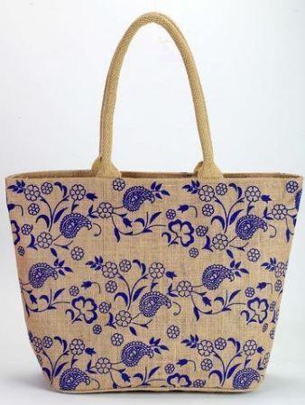 Jute Beach Bags