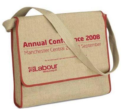 Jute Conference Bag