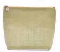 Jute Cosmetic Bag