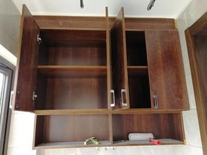 Wood Block Boards for Antique Cupboards and Cabinets