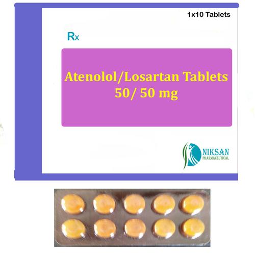 Atenolol Lostartan Tablets
