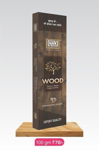 Wood Agarbatti