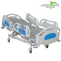 ICU Five Functional Manual Bed
