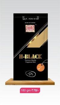H Black Agarbatti
