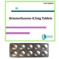 Betamethasone 0.5Mg Tablets