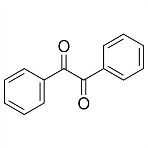 Benzil Crystals