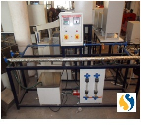 Parallel & Counter Wise Flow Heat Exchanger