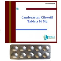 Candesartan Cilexetil 16 Mg Tablets