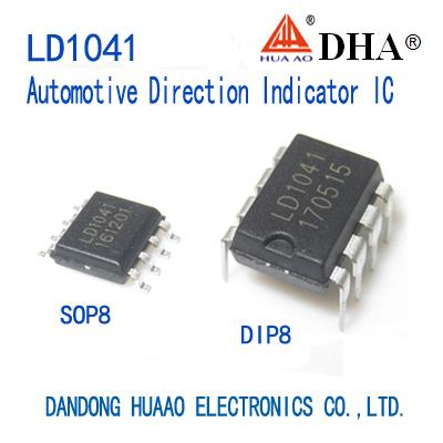 LD1041 UAA1041B Automotoive Direction Indicator IC