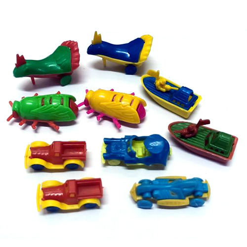 Promotional Mix Wheel Toys