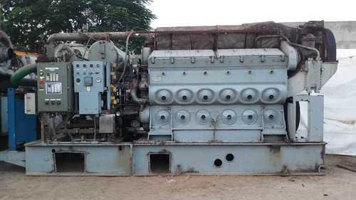 EMD L12-710-G7B Complete Engine