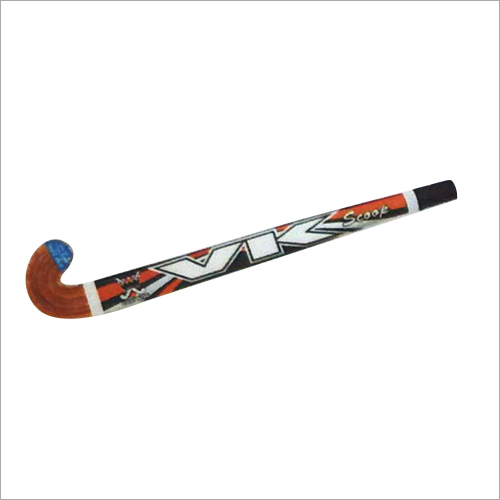 Double Fibre Wooden Scoop Hockey Sticks