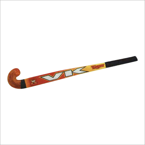 Glass Fibre Wooden Tiger Hockey Sticks