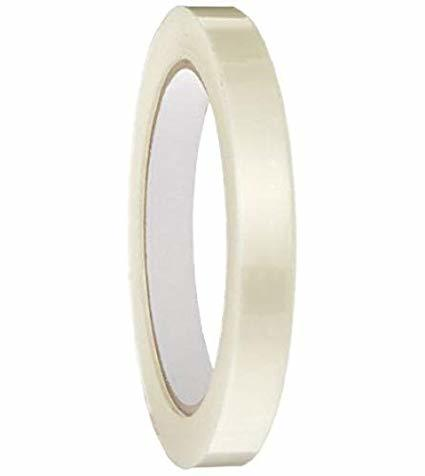 Cello White Tape 1/2 Inch