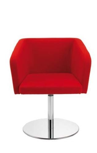 Designer Single Seater Fabric Sofa Chair