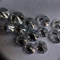 Cvd Diamond 3.50mm 3.60mm GHI VS SI Round Brilliant Cut Lab Grown HPHT Loose Stones TCW 1