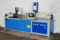 Vertical Cum Horizontal Injection Moulding Machine