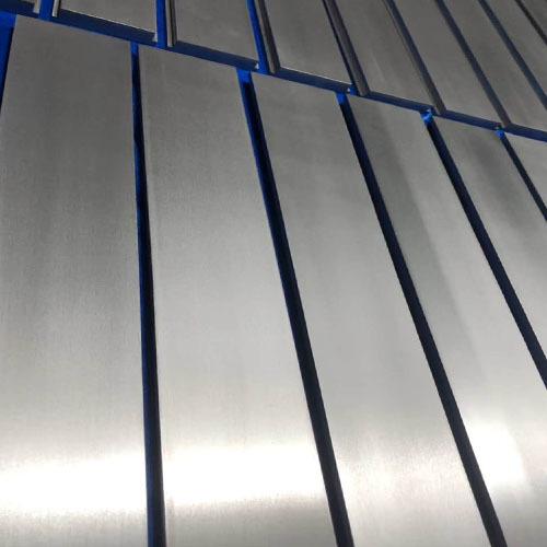 99.9% pure Titanium plate target