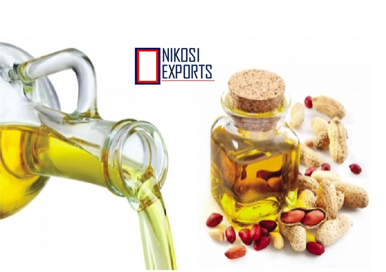 Pure Ground Nut Oil