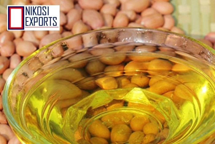 Pure Ground Nut Oil