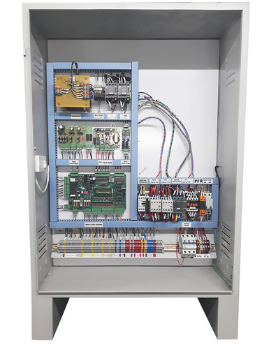 V3F with Gearless ARD Control Panel