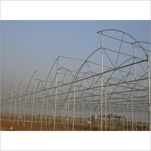 Commercial Greenhouse Structure
