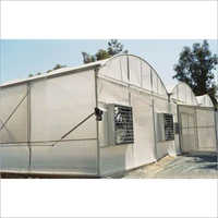 Climate Controlled Polyhouse