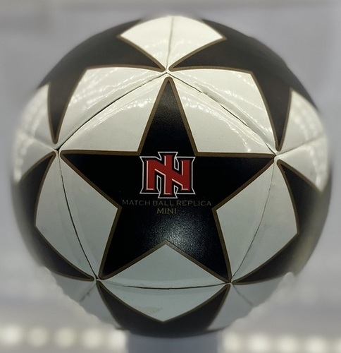 Mini Football Pasted Star Design