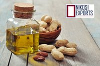 Organic Groundnut Oil