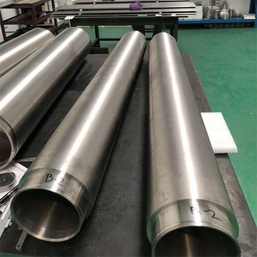 titanium tube target for sputtering use