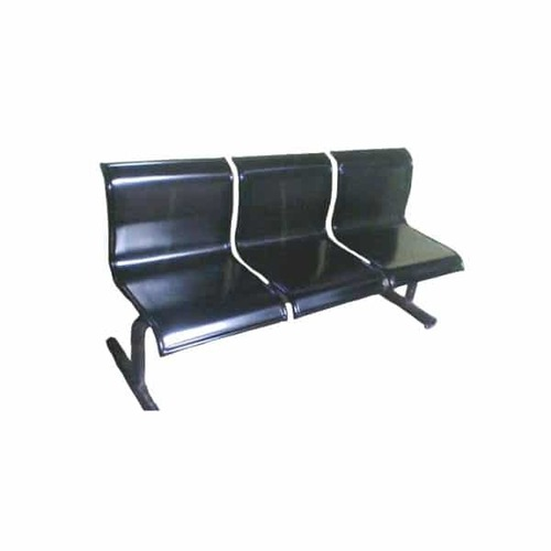 MS Perforated Three Seater Chair