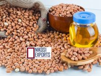 Mono Saturated Wood Pressed Groundnut Oil