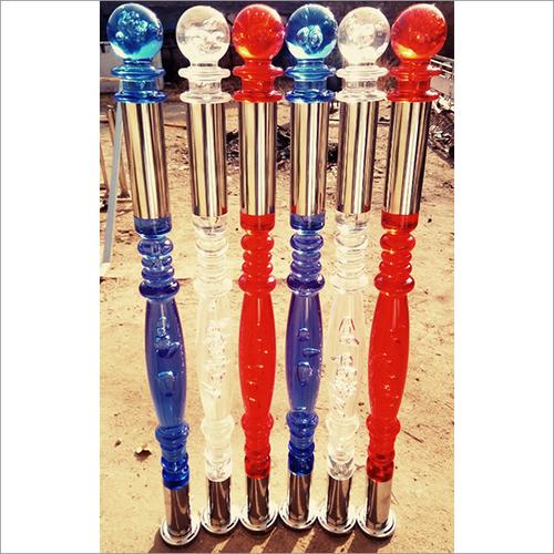 304 Acrylic Pillar