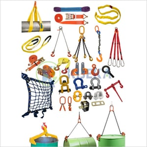 Lifting Tackles-Slings-Wire Rope