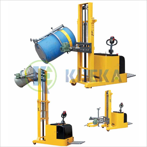 Counterbalance Fully Powered Drum Lifter Tilter