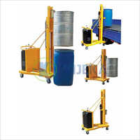 Counterbalance Semi Powered Drum Stacker