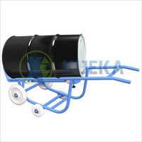 Drainer 4 Wheel Drum Truck