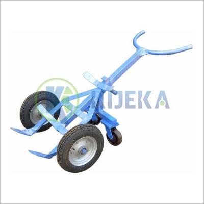 Drum Truck 4 Wheel
