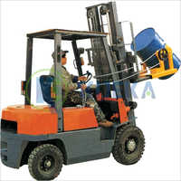 Fork Lift Drum Dumper-Drum Dispenser