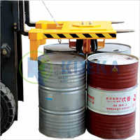 Fork Lift Drum Grabs (4 Drums)
