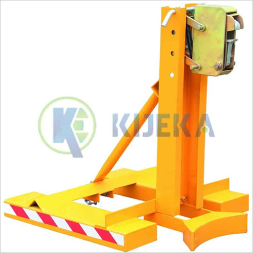 Fork Lift Drum Grabs