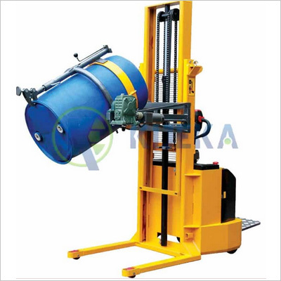 Fully Powered Drum Lifter Tilter