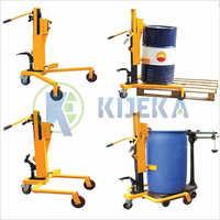 Hydraulic Drum Palletizer-Advance
