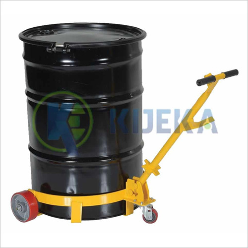 Low-Profile Drum Caddy