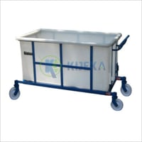 Plastic Container Trolley
