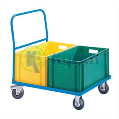 Platform Truck For Plastic Carte Handle
