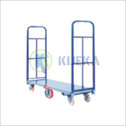 Platform Truck With Dual Handle