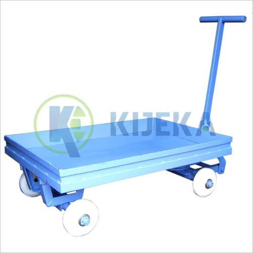 Platform Table With Deep Lip Platform