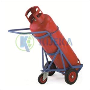 Propane Gas Cylinder Truck